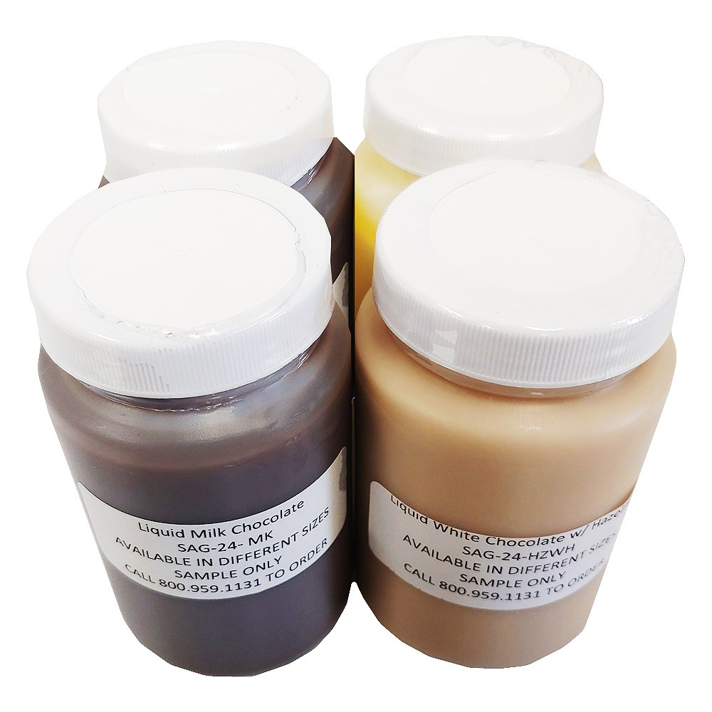Liquid Chocolate Sample Pack