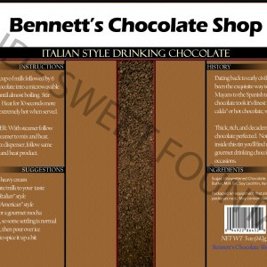 Custom Chocolates and Packaging