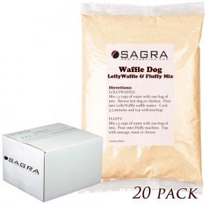 LollyWaffle Waffle Dog Mix - 20 lbs.