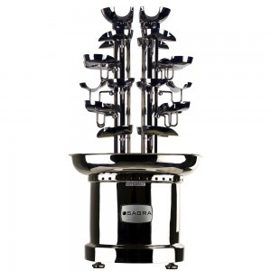 Cascade Dual Chocolate Fountain - 36''