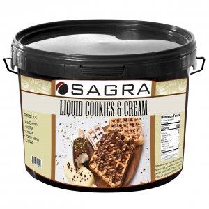 Liquid Cookies & Cream Coming Soon!