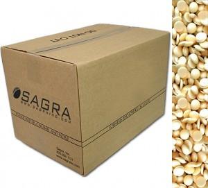 Sagra Signature White Chocolate Fondue - Bulk - 50 lbs.