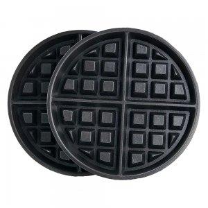 Replacement Waffle Iron Plates - Standard